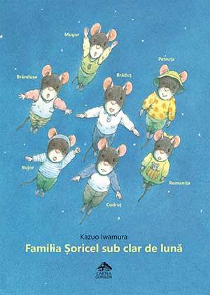 Familia Șoricel sub clar de lună