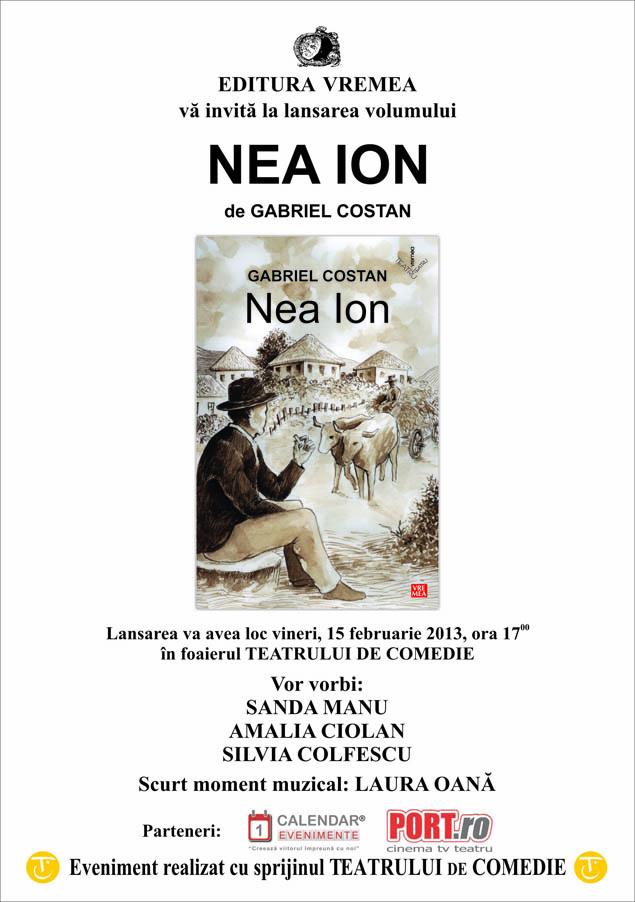 Lansare_Nea_Ion