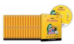 carti si CD-uri pentru copii