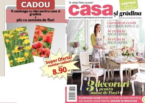 revista_casa_si_gradina_+_4_cataloage