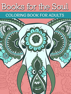 Books For The Soul Coloring Book Adults Volume 3