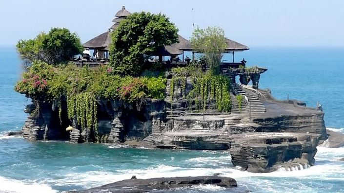 Pura Tanah Lot Bookwisata Indonesia