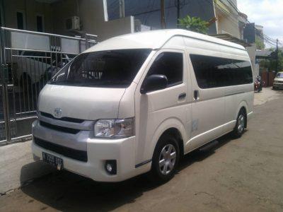 Toyota Hi-ace Azhartrans