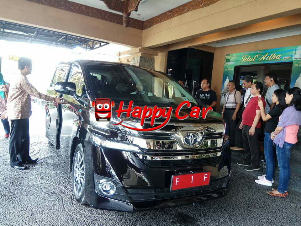 Toyota Alphard Transformer - PO Happy Bus