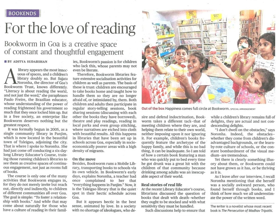 The Hindu Article