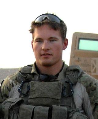Army Ranger Benjamin Kopp, USASOC Photo