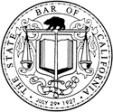 California Bar Seal