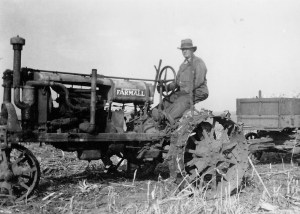 1920s tractor