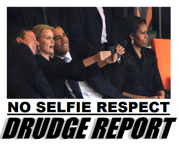 No selfie respect