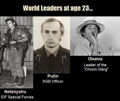 World leaders at 21