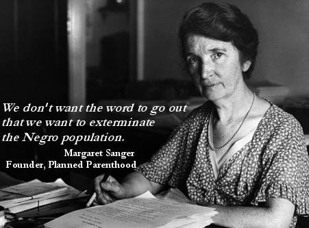 Margaret Sanger quote