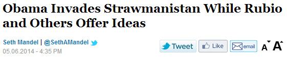 Strawmanistan