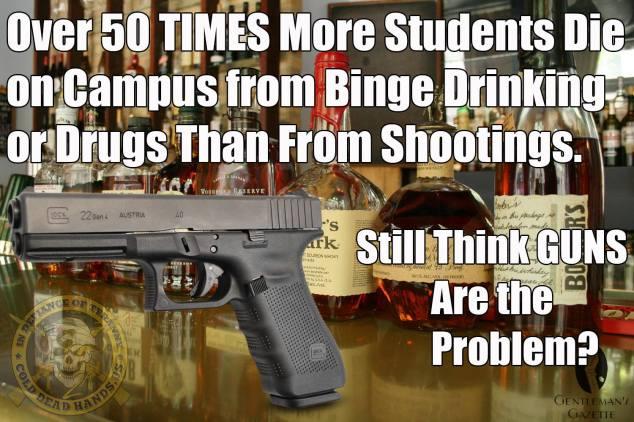 Binge drinking kills