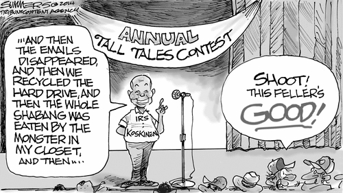 Tall Tale Contest