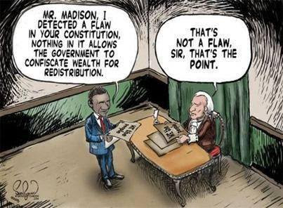 A flaw in the constitution