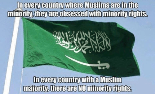 Muslims and minority rights