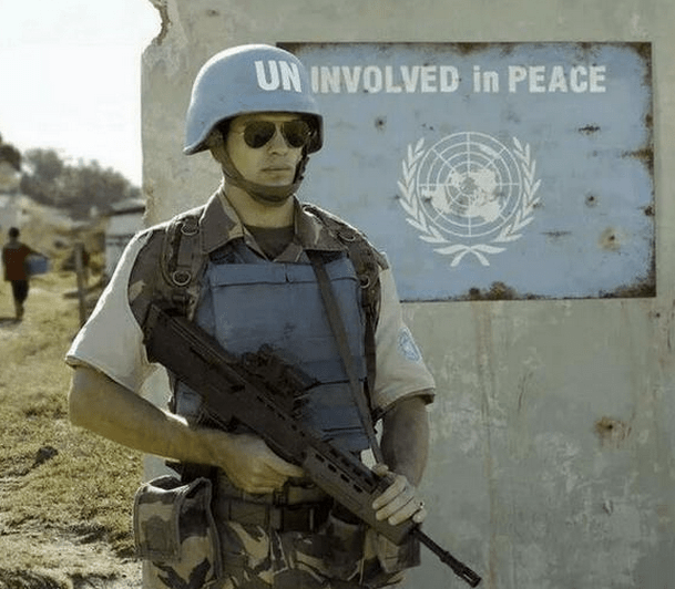 UNinvolved in Peace