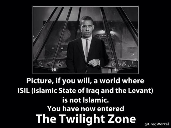 Obama Twilight Zone