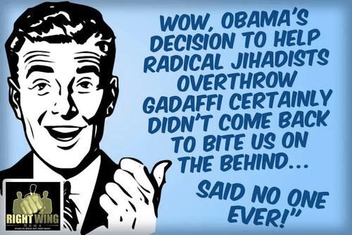 Obama's Libya failure
