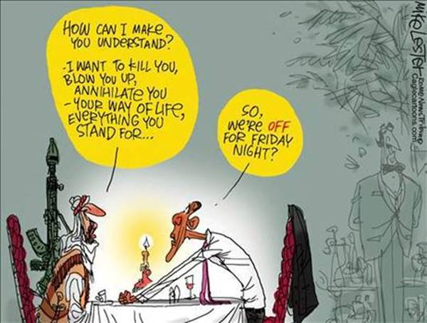 Obama's date with Islam