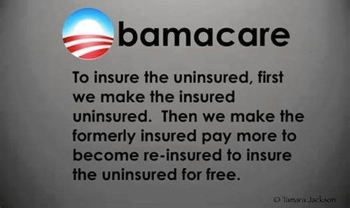 The logic of Obamacare