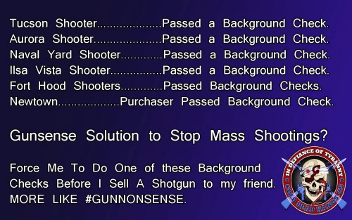 Shooters who passed background checks