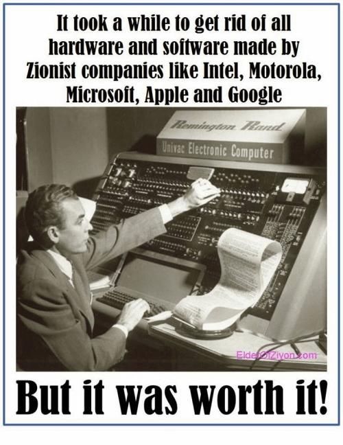 Boycotting Israeli technology 3