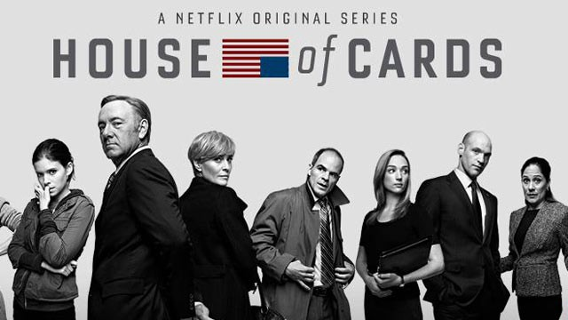SPOILER ALERTS: House of Cards, Season 3, Episode 7 - after jumping