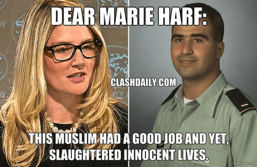 Marie Harf on Muslims and jobs
