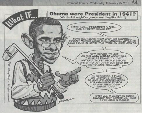Obama in 1941