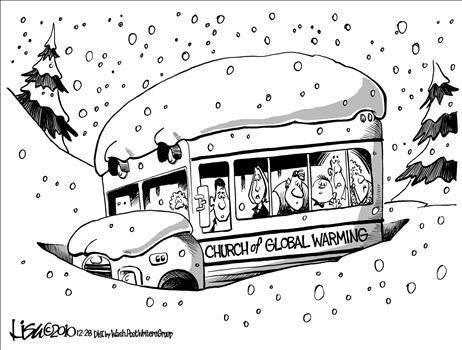 Church of global warming