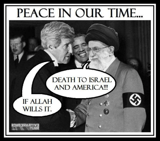 Iran treaty Kerry