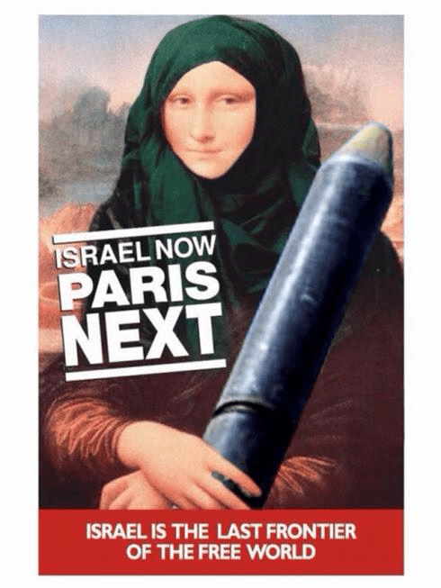 Israel Paris Islamists