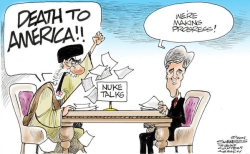 Kerry Iran Nuclear Negotiation