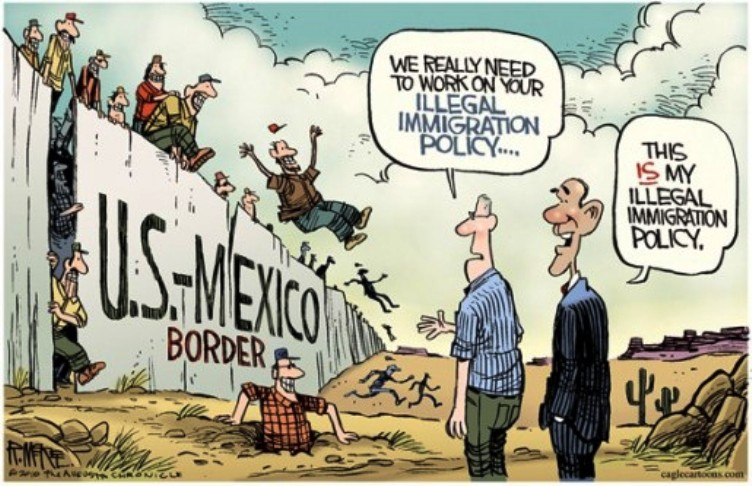 Obama illegal immigration policy