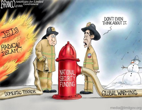 Obama climate change terrorism