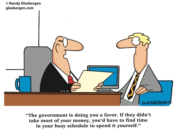 government taxes