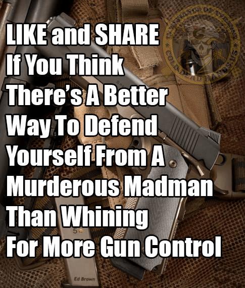 Guns murder
