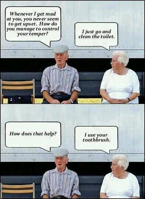 Husband and wife anger management