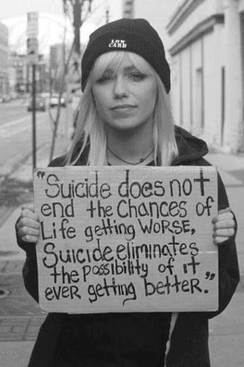 Suicide never gets better