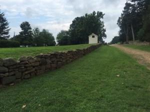 The Stone Wall, Fredericksburg