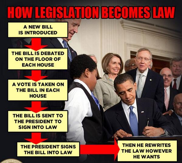Obama and the law
