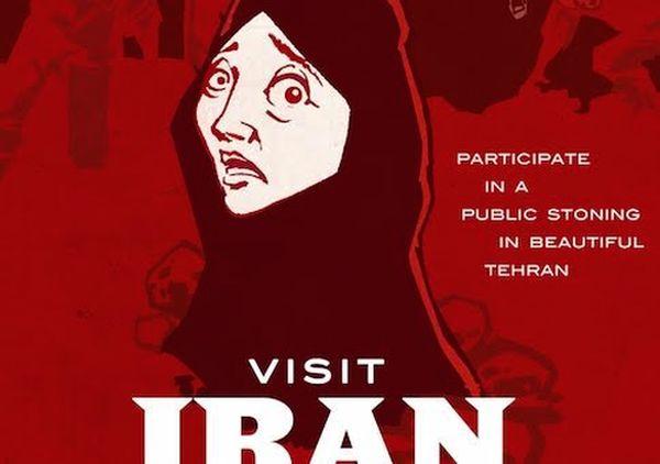 Visit Iran stoning