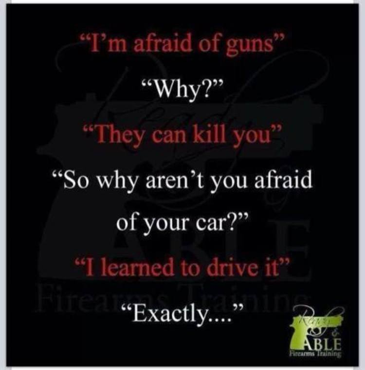Guns and cars