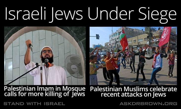 Israeli Jews under siege