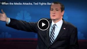 Ted Cruz at the debate