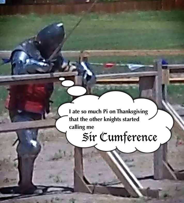 Circumference joke