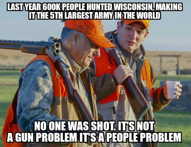Gun safety in Wisconsin