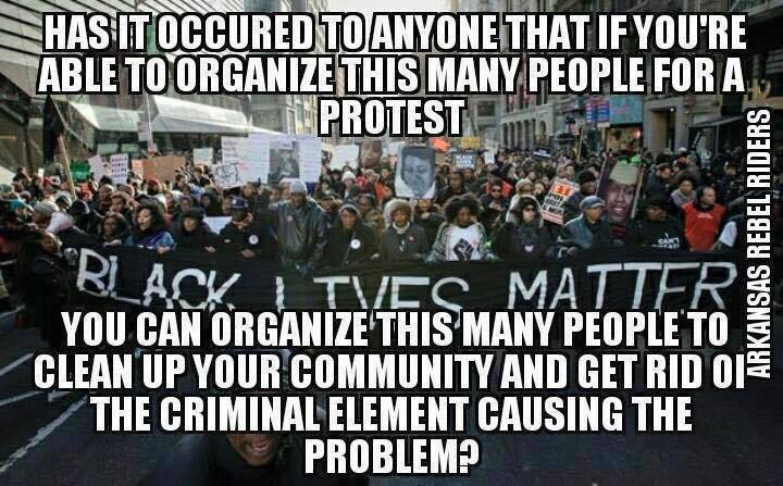 Putting energy in community building not protest