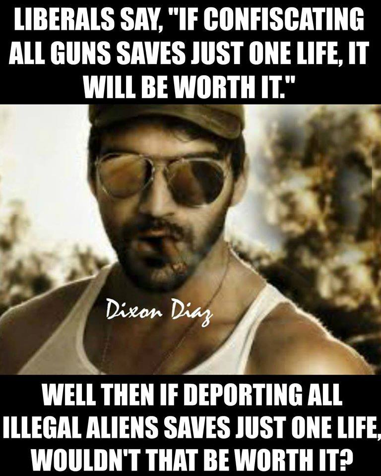 Deporting illegals can also save lives